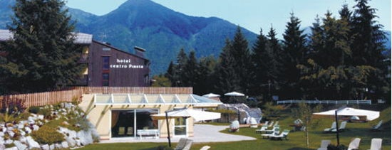 Centro Pineta Family Hotel & Wellness Pinzolo is one of Vitanova Trentino Wellness Hotel&Resort.