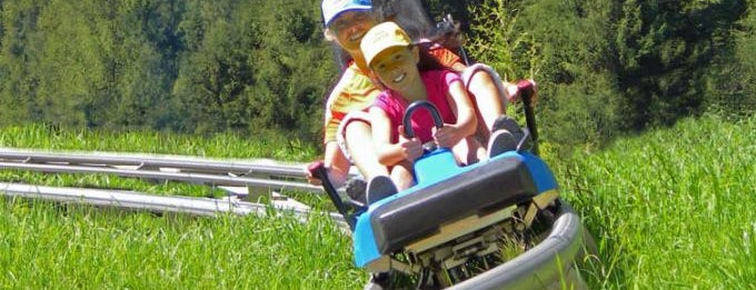 Alpine Coaster Gardonè is one of Attività Family.