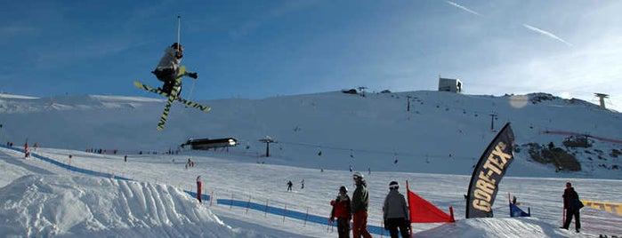Dolomiti Park Canazei Belvedere is one of Attività per sportivi.