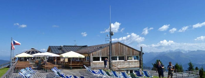 Rifugio Pajon del Cermis is one of Attività per sportivi.
