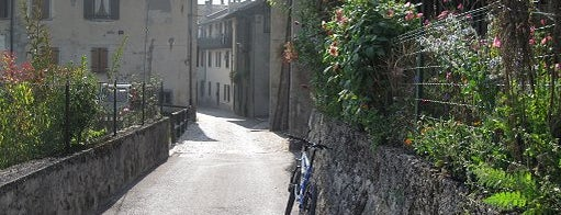Percorso ciclopedonale Valle di Ledro e Concei is one of #trekkingdelbenessere.