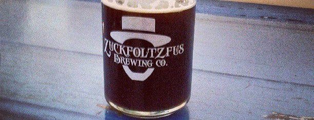 Zuckfoltzfus Brewing Co. is one of Cupcakes and Beer.