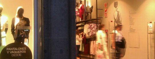 H&M is one of Tiendas de moda en Madrid.