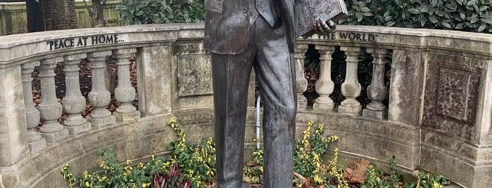 Ataturk Memorial is one of Washington.