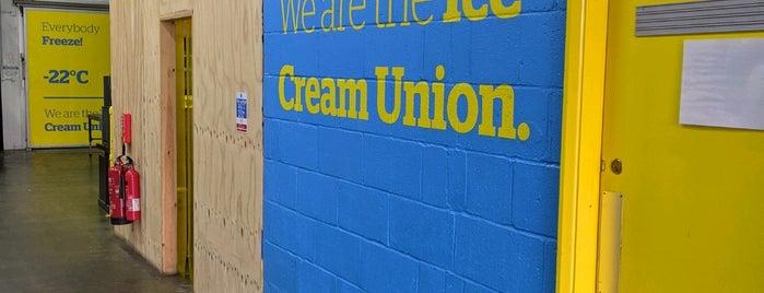 The Ice Cream Union is one of Ice cream.