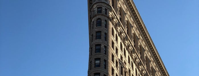 Flatiron Building is one of Tourist attractions NYC.