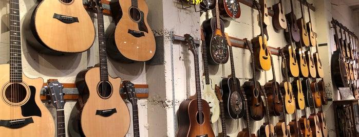 Dusty Strings is one of Seattle.
