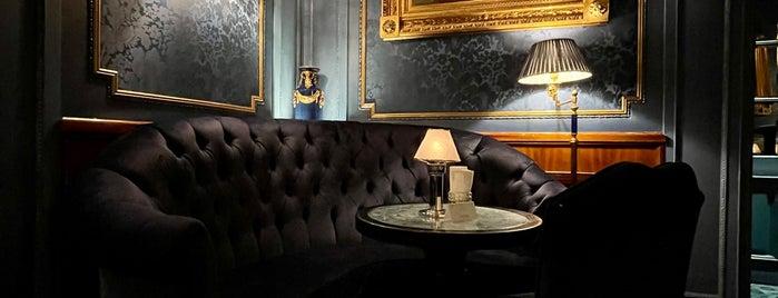 Blue Bar is one of Vienna Austria.