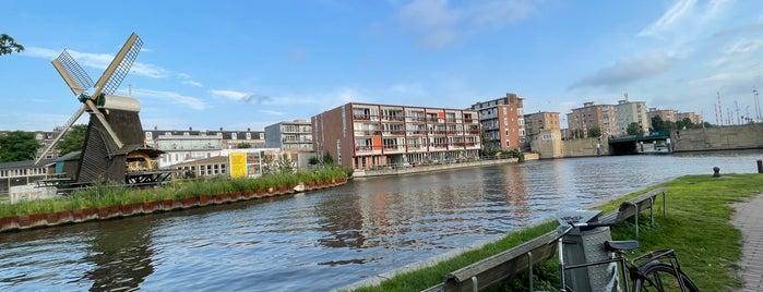 Molen De Otter is one of Holland.