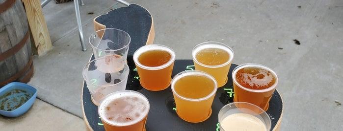 Patriot Acres Farm Brewery is one of Posti salvati di Rachel.