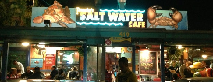 Frenchy's Saltwater Cafe is one of Clearwater.
