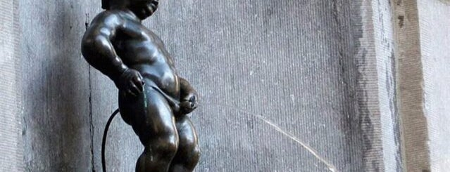 Manneken Pis is one of Posti che sono piaciuti a Hideo.