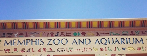 Memphis Zoo is one of Life's a Zoo.