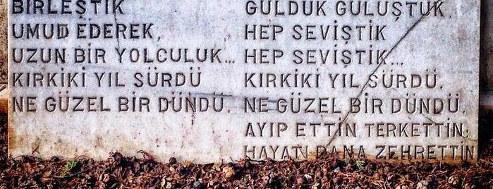 Anadolu Hisarı Mezarlığı is one of Kavacık Halil Güler.