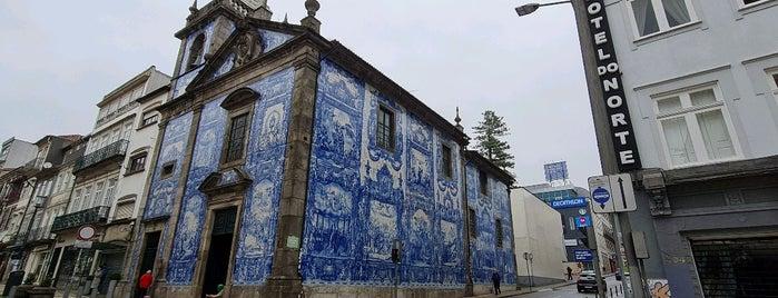 Capela das Almas is one of Porto Things To Do.