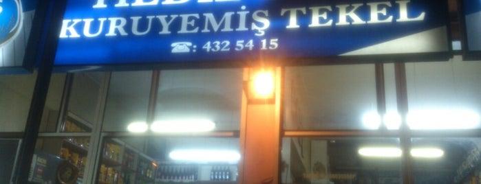 yıldız market is one of İŞYERLERİ.