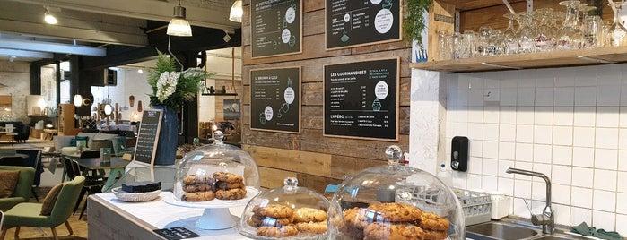 LuLu Home Interior & Café is one of Café.