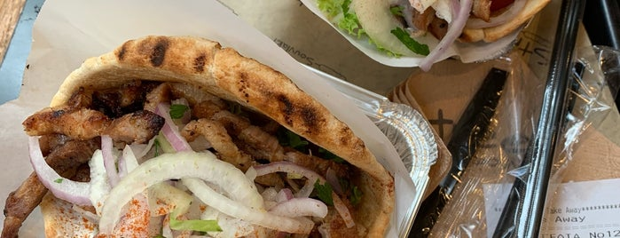 Street Souvlaki is one of Athens.