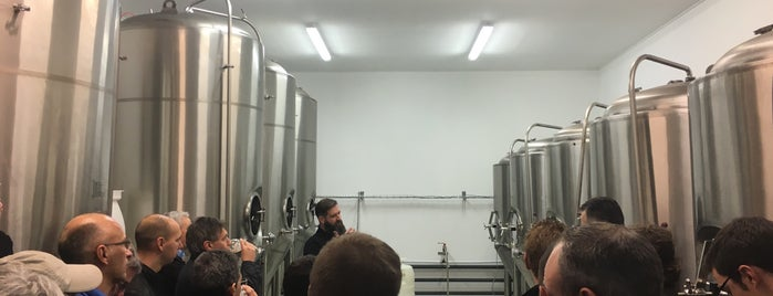 Brasserie de la Croix is one of Beer / Belgian Breweries (2/2).