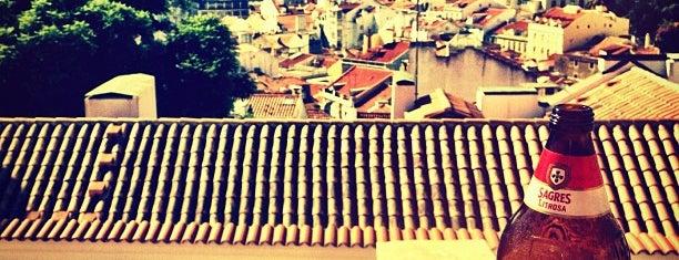 Miradouro de Santa Catarina (Adamastor) is one of 101 coisas para fazer em Lisboa antes de morrer.