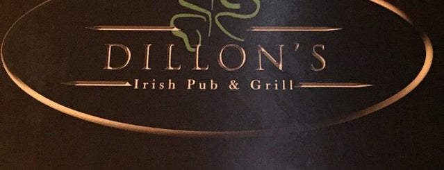 Dillon's Irish Pub & Grill is one of Must-visit Bars in Hollywood.