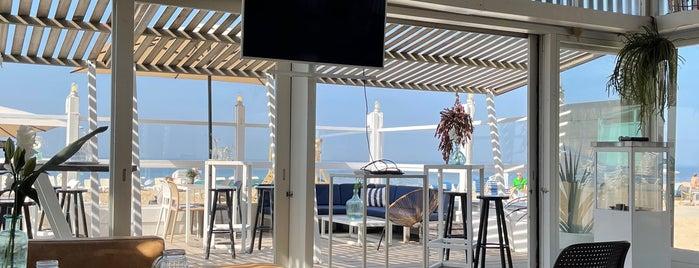 barbarossa beachclub is one of Dh.