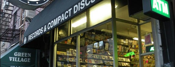 Bleecker Street Records is one of VINYL.