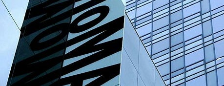 Museo d'Arte Moderna (MoMA) is one of NYC Spots for Out of Towners.