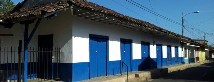 La Villa de Los Santos is one of Orte, die Joaquin gefallen.