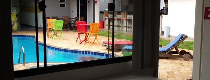 Concept Design Hostel is one of Blog Fui, Gostei, Contei : понравившиеся места.