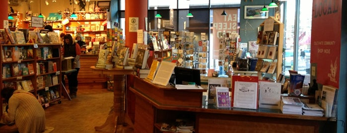 Malaprop's Bookstore/Cafe is one of Indie Books.