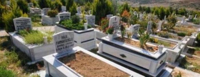 Avcilar mezarligi is one of Tempat yang Disukai Sinan.