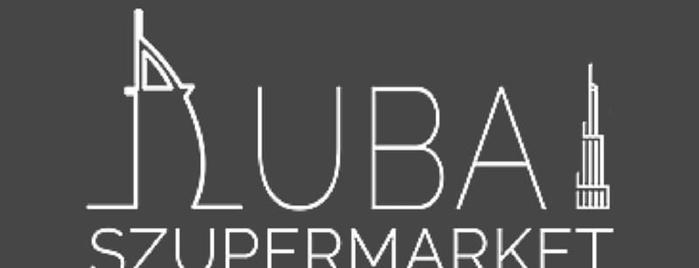 Dubai szupermarket is one of Orte, die Tibor gefallen.