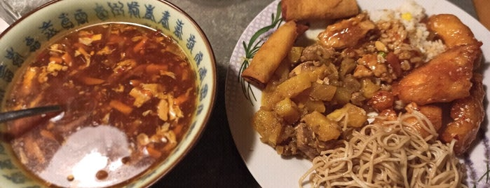 Új Kínai Büfé is one of Gourmisztán.