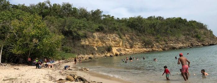 Playa Jaboncillo is one of Lugares guardados de Sandra.
