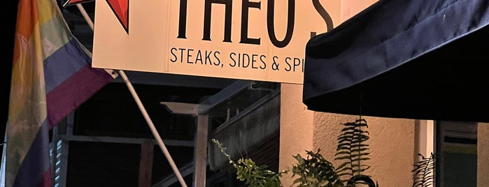 Theo's is one of Delaware Beaches.