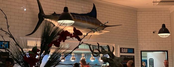Bluecoast Seafood Grill is one of Dewey Beach/Rehoboth.