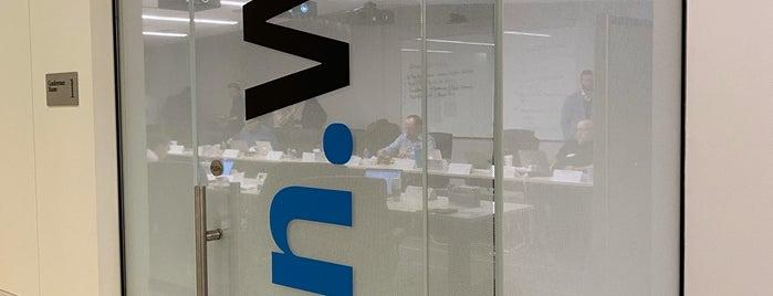 IBM Midtown is one of Tempat yang Disukai Mei.