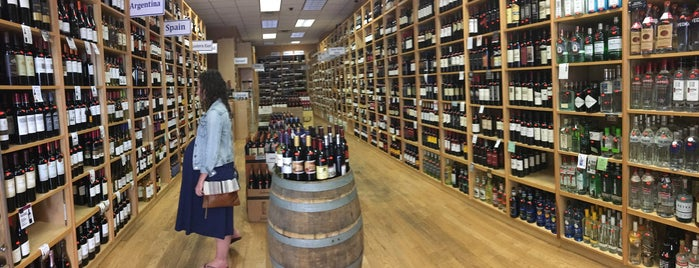 Garry's Wine & Liquors is one of to do.