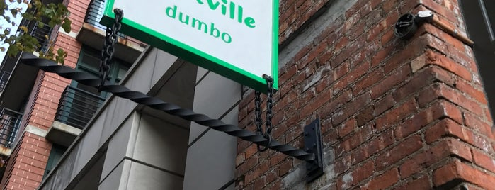 Westville DUMBO is one of Locais curtidos por David.