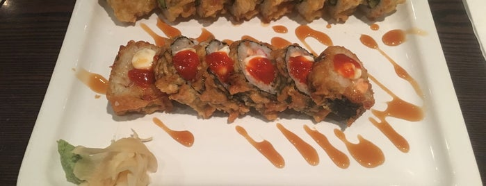 Sushi House is one of Local Eats.