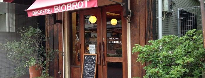BACKEREI BIOBROT is one of 地元.