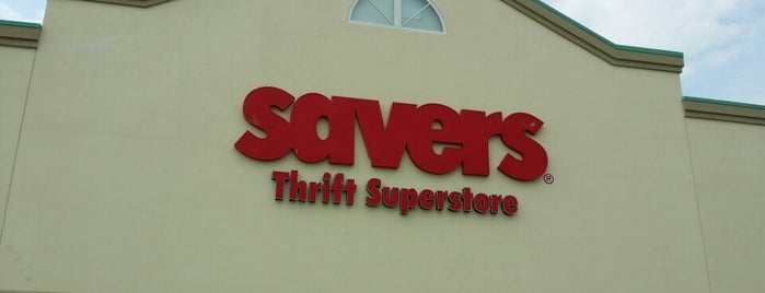 Savers is one of Resale.