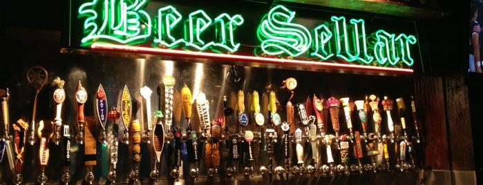 Beer Sellar is one of nashville.
