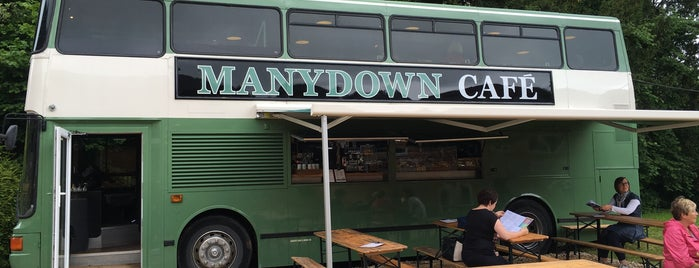 Manydown Farm Shop is one of Lugares favoritos de Mike.