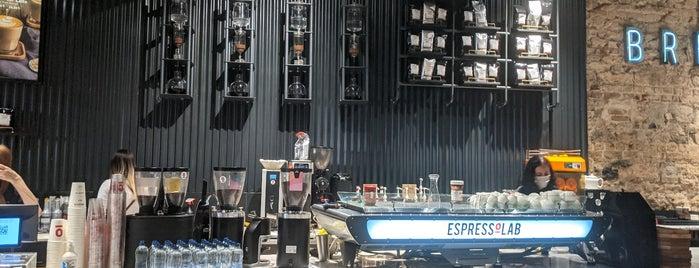 Espressolab Taksim Tünel is one of Istanbul.