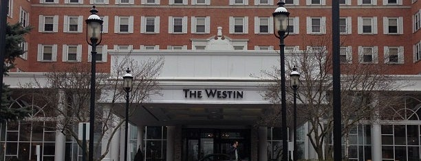 The Westin Governor Morris, Morristown is one of Lieux qui ont plu à Jay.