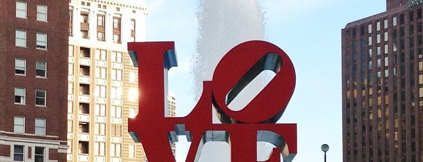 JFK Plaza / Love Park is one of Frolic!.