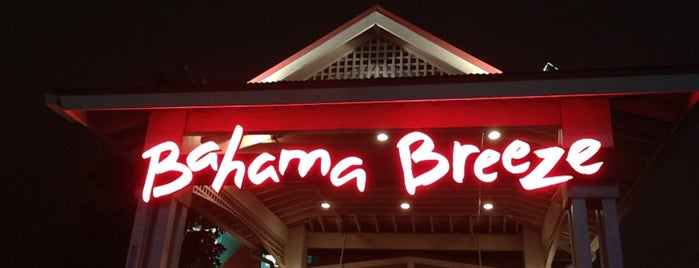 Bahama Breeze is one of Posti salvati di Joshua.