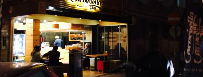 CARNEBELLA is one of Restaurant's List.